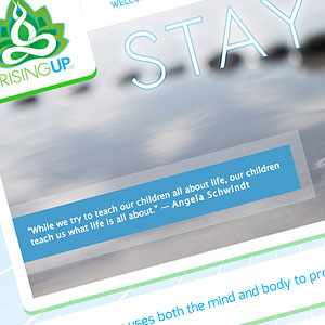 Rising Up Counseling Website