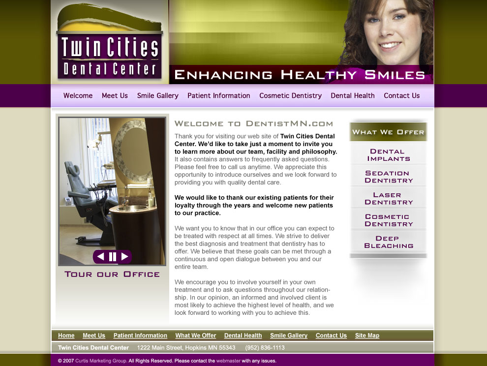 Twin Cities Dental Center