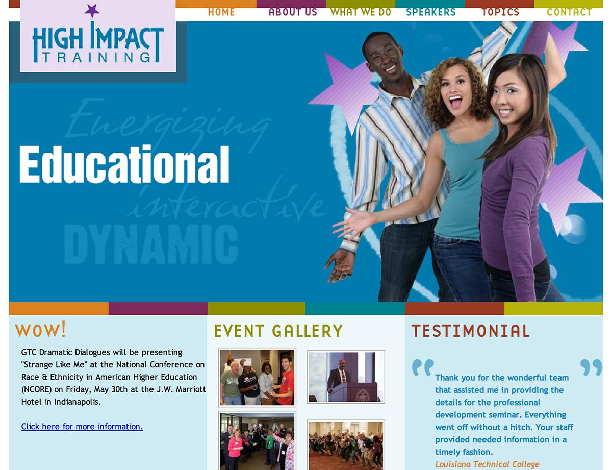 HighImpactTraining_Homepage