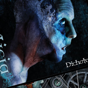 "Simplicia – ""Dichotomy"" Album Artwork"